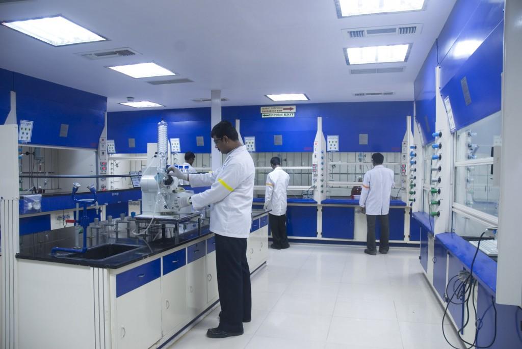 Cipla Factory Inside