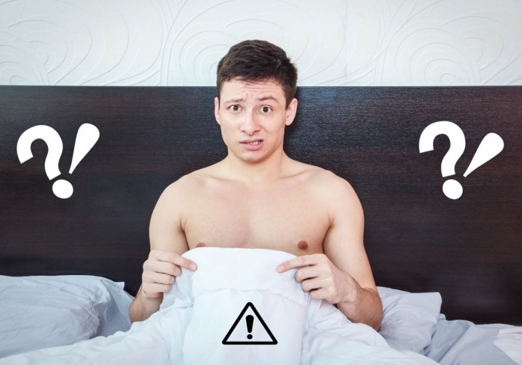 The Worst Advice on Erectile Dysfunction Treatment We've Ever Heard