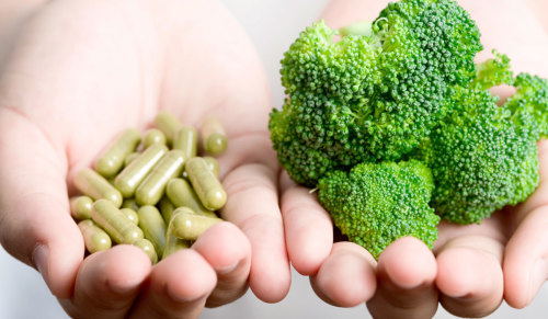 Biologically Active Food
