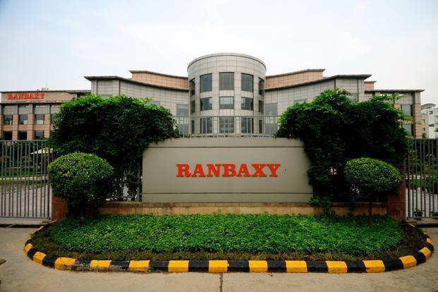 Ranbaxy factory