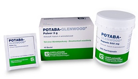 Potaba® (aminobenzoate potassium)